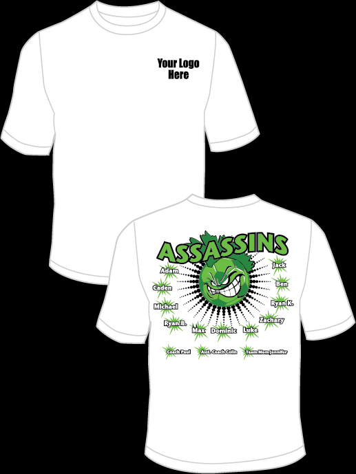 Assassins Practice T-Shirt