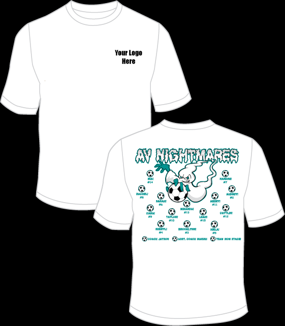 AV Nightmares Practice T-Shirt