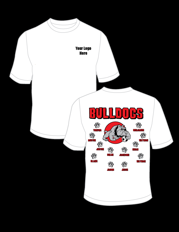Bulldogs Practice T-Shirt
