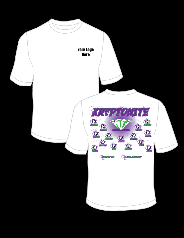 Kryptonite Practice T-Shirt