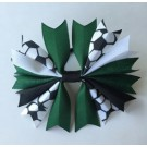 Hunter Green Ponytail Holder