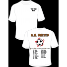 A.N. United Practice T-Shirt
