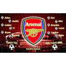Arsenal 1 Custom Vinyl Banner