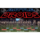 Battle Droids Custom Vinyl Banner