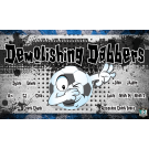 Demolishing Dabbers Custom Vinyl Banner