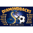 Diamondbacks Custom Vinyl Banner