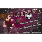 Slushinators Custom Vinyl Banner