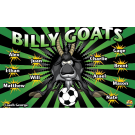 Billy Goats Custom Vinyl Banner
