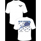 Blue Speed Practice T-Shirt