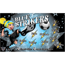 Blue Strikers 1 Custom Vinyl Banner