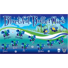 Bluetiful Butterflies Custom Vinyl Banner