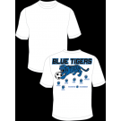 Blue Tigers Practice T-Shirt