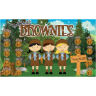 Brownies Custom Vinyl Banner