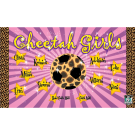 Cheetah Girls 2 Custom Vinyl Banner