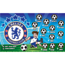Chelsea Football Club (Boy) Custom Vinyl Banner