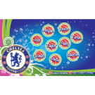 Chelsea Football Club 1 Custom Vinyl Banner