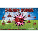 Cherry Bombs 1 Custom Vinyl Banner