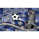 Creepers (Blue) Custom Vinyl Banner