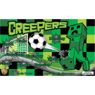 Creepers (Green) Custom Vinyl Banner