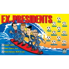 Ex-Presidents Custom Vinyl Banner
