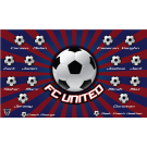 FC United Custom Vinyl Banner