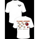 Flaming Ladybugs Practice T-Shirt