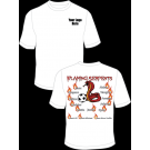 Flaming Serpents Practice T-Shirt