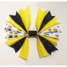 Minion Ponytail Holder