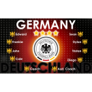 Germany National Team Custom Vinyl Banner