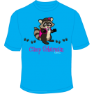 Camp Scherman Racoon Shirt