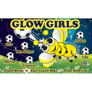 Glow Girls 2 Custom Vinyl Banner