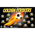 Golden Strikers 2 Custom Vinyl Banner