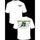 Green Gladiators Practice T-Shirt