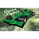Green Lights Custom Vinyl Banner
