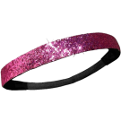 Custom Glitter Headband - Light Pink