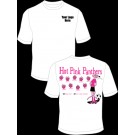 Hot Pink Panthers Practice T-Shirt