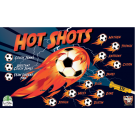 Hot Shots Custom Vinyl Banner