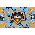 Houston Dynamo 1 Custom Vinyl Banner