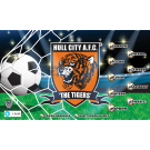 Hull City FC 1 Custom Vinyl Banner