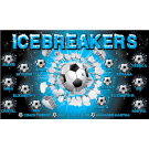 Ice Breakers Custom Vinyl Banner