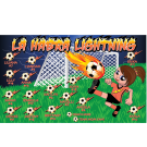 La Habra Lightning (Girls) Custom Vinyl Banner
