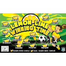 Lemon Lime Winning Time Custom Vinyl Banner