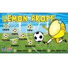 Lemon Drops 1 Custom Vinyl Banner