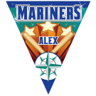 MarinersTriangle Individual Team Pennant