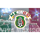 Mexico National Team Custom Vinyl Banner