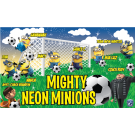 Mighty Neon Minions Custom Vinyl Banner