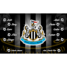 Newcastle United 1 Custom Vinyl Banner