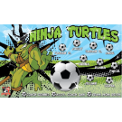 Ninja Turtles Custom Vinyl Banner