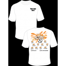 Orange Crush (Black & Orange) Practice T-Shirt