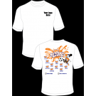 Orange Crush (Blue & Orange) Practice T-Shirt